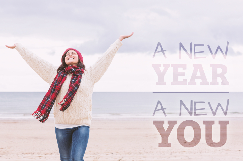 Bring in the New Year with a New You
