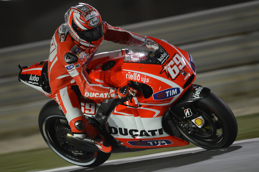 Motogp The Ducati Team Head To The Circuit Of The Americas