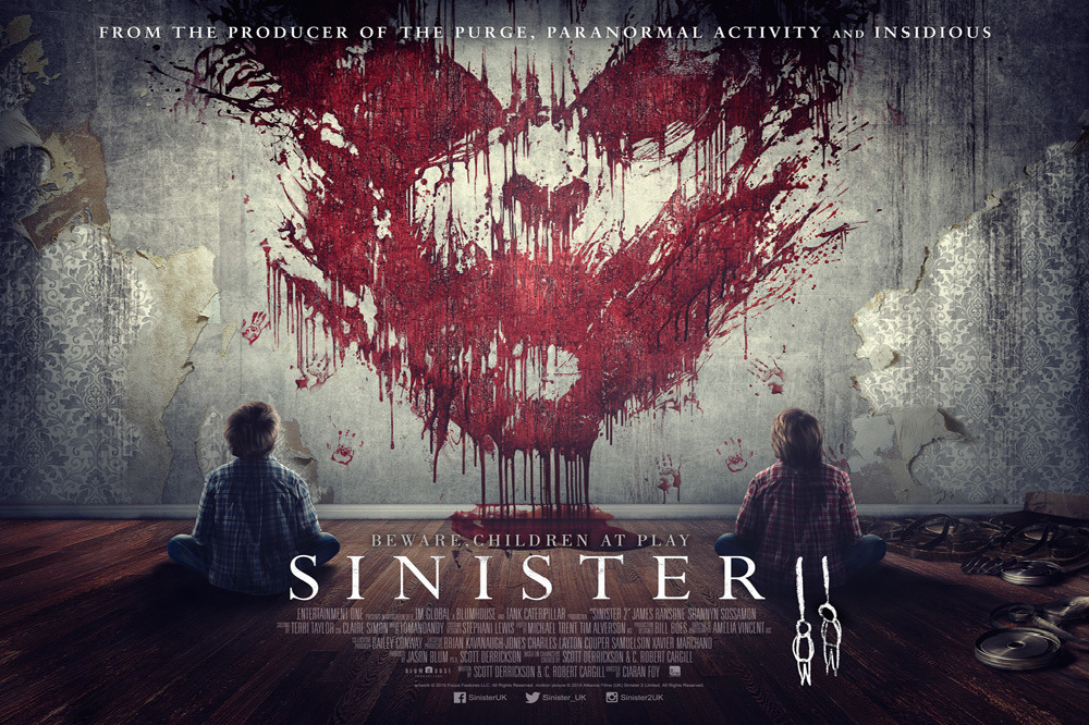 Top 2015 Horror Movie Posters