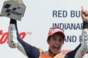 Marc Marquez Wins The Indianapolis MotoGP