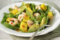 Prawn, Mango & Avocado Salad With Chilli & Lime