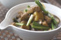 Yellow Bean Pork Stew