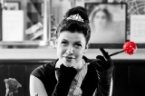 Kirstie Allsopp does Audrey Hepburn for Comic Relief