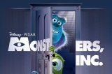 Monsters Inc Blu-Ray
