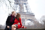 Paris is still a top choice for romance