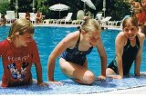 Rebecca Adlington has always enjoyed being in the pool