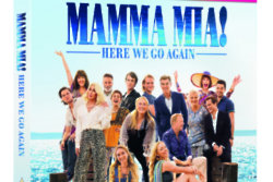 MAMMA MIA! HERE WE GO AGAIN is out now