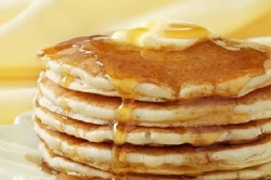 Alan Murchison's Healthy Pancake Recipe