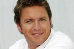 TV Chef James Martin
