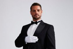 Keith Duffy is taking part in Celebrity Murder Mystery / Photo Credit: Channel 5