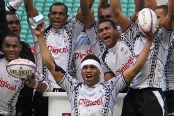 NZ And Fiji Enjoy Sevens Success In London