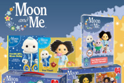 Moon and Me goodies