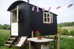 Shepherd's Hut, Rye, Sussex