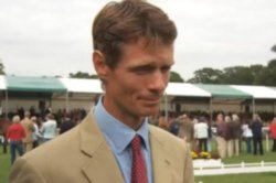 Burghley Horse Trial Day 1