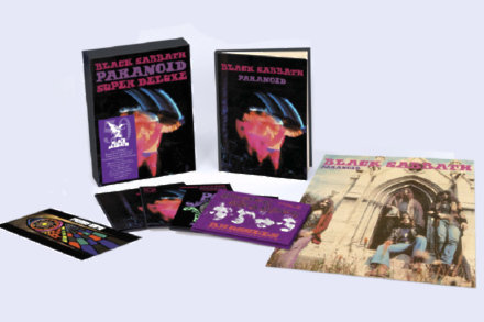 Paranoid: Super Deluxe Edition