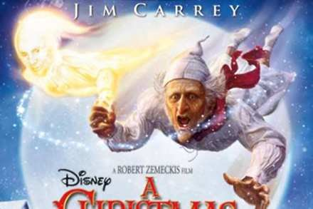 Jim Carrey Christmas Carol.A Christmas Carol On Male Xtra