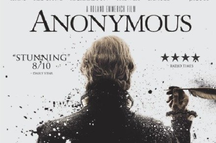 Anonymous DVD