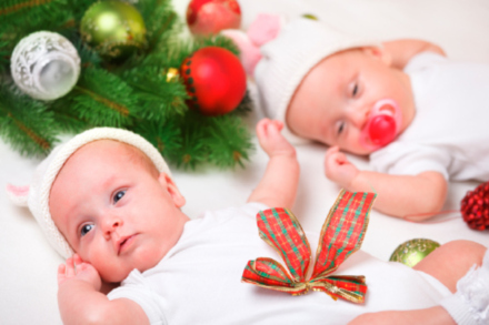 There are many lovely products for babies this Christmas