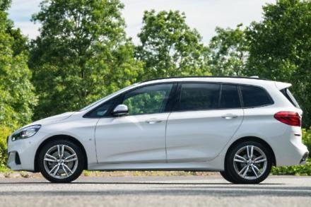 BMW - First premium compact model to offer seven seats