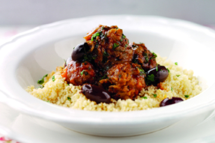 Bramley Apple Week: Meatball Tagine Recipe