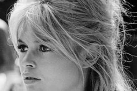 Brigitte Bardot on Male Xtra