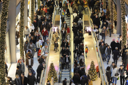 Brits are starting Christmas early this year to avoid the rush