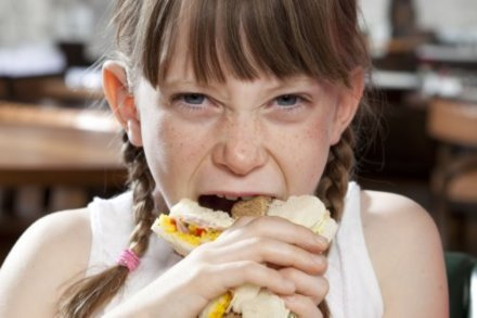 Teaching your child table manners will stop any unwanted scenes when out