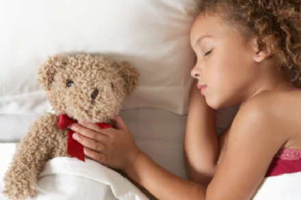 Improve your child's winter sleeping habits with these tips
