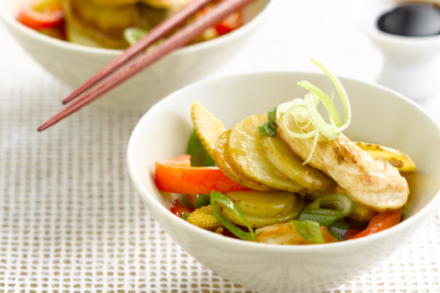 Chinese chicken dish
