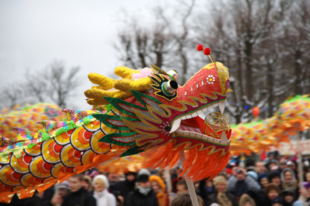 Chinese New Year in England