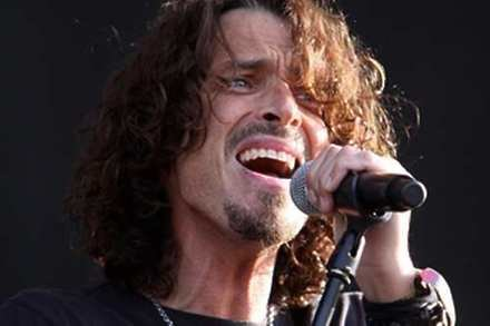 Chris Cornell By Andy Squire