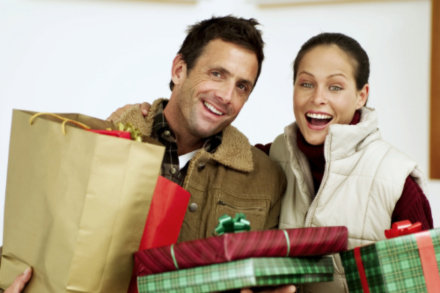 Do you have much more Christmas shopping to do?
