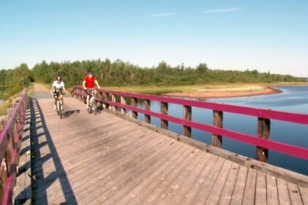 Cycling the Confederation Trail