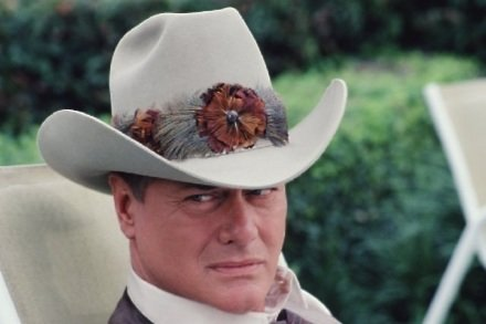 Larry Hagman on Male Xtra
