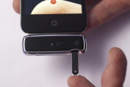 People can now check their blood glucose level on the go