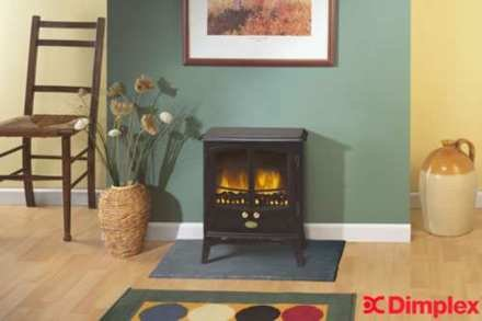 Win A Dimplex Eletric Fire