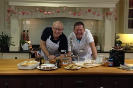 VIDEO: Duerr's Masterclass Baking for Boys – Marmalade Cake Recipe