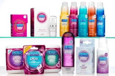 The Durex Play Collection