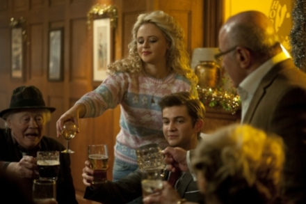 Emily Atack in Outside Bet