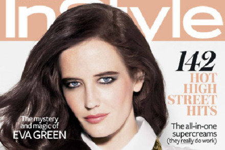 Eva Green covers Instyle