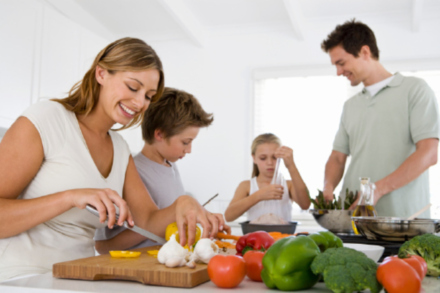 Parents Lack Confidence in the Kitchen as Nearly Half Repeat the Same Meals Every Week
