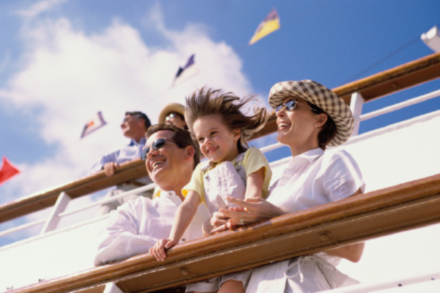 Mums and Dads Head new Advice Line for Family Cruise Holidays