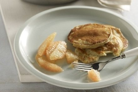 Pancake Day Recipes: Grapefruit Pancakes