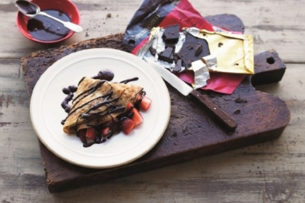 Pancake Day Recipes: Green & Black's Dark Chilli Chocolate Pancakes