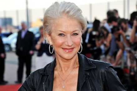Helen Mirren has mastered dressing for her age
