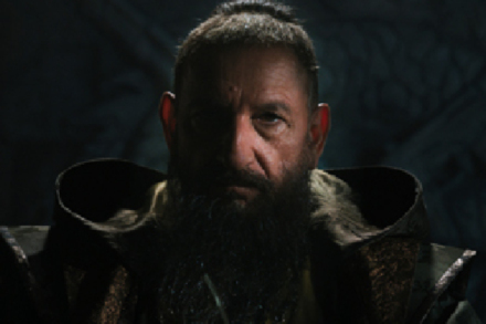 Ben Kingsley as Mandarin