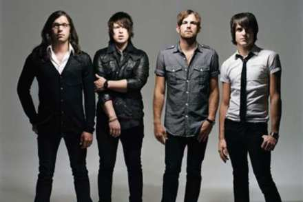 Nathan Followill laughs off Kings of Leon split rumours