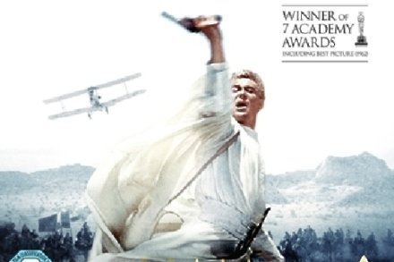 Lawrence of Arabia Blu-Ray