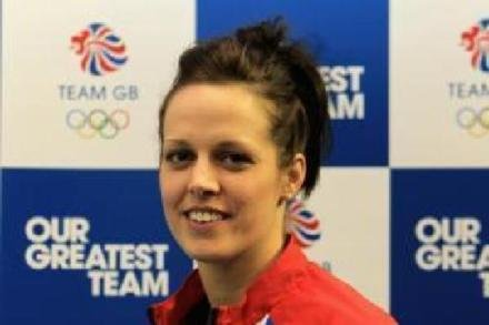 Lucy Wicks is part of the Team GB Volleyball team