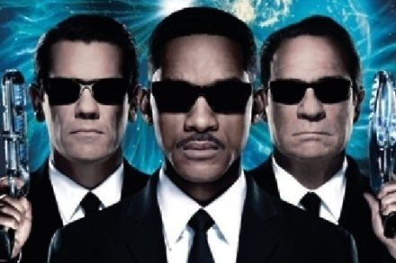 Men In Black 3 DVD